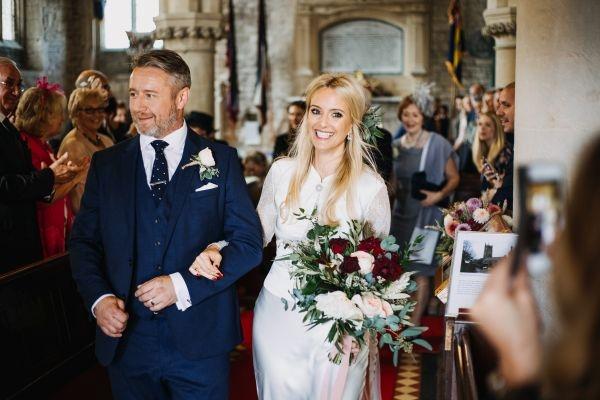 Bride-groom-bridal-bouquet