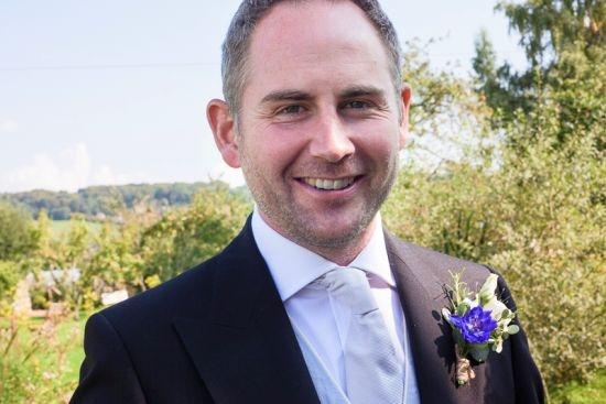 Groom-country-buttonhole