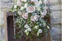 Bride's bouquet - roses
