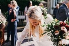 Bride-hand-tied-bouquet