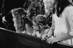 Bridesmaids-flower-crowns-white-wax-flower