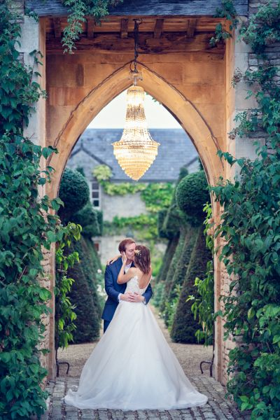 Bride & Groom - Euridge Manor - Kate Hopewell-Smith image