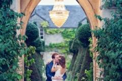 Bride & Groom - Euridge Manor - Kate Hopewell-Smith image
