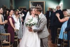 Bridal ceremony bouquet