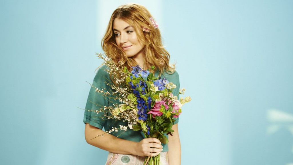 Photoshoot flowers